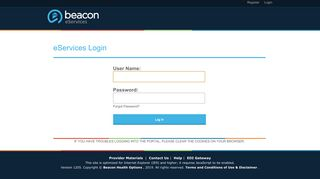 Beacon Health Options, LLC.