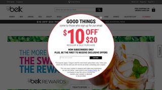 Belk Credit Card: Rewards & Benefits   belk
