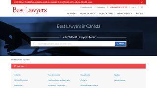 Best Lawyers in Canada   Best Lawyers
