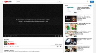 Bid2Win - YouTube