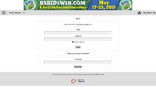 Bid2Win - Login to Participate - CityXpress