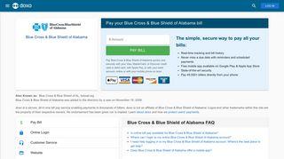 Blue Cross & Blue Shield of Alabama: Login, Bill Pay, Customer ...