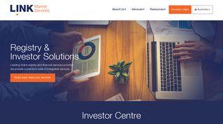Link Market Services