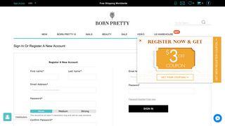Sign In/Join - Born Pretty - Stamping polish & plates, Nail polish, Gel ...