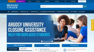 Broward College | Broward County, Florida College | Affordable ...