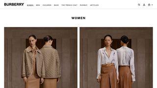 Women | Burberry® (United States)