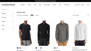 Burberry Sale: Women's, Men's & Kid's | Nordstrom