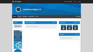Coquitlam Minor Hockey - Initiation Major C4