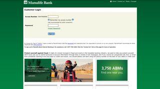 Manulife Bank of Canada