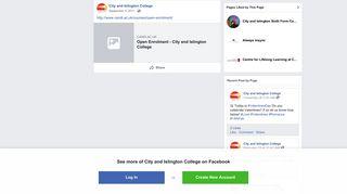 http://www.candi.ac.uk/courses/open-enrolment/ - Facebook