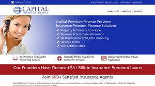 Capital Premium Finance