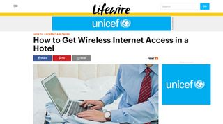 How to Connect to a Hotel's Wi-Fi - Lifewire