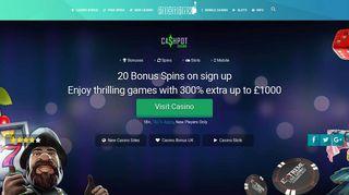 Cashpot Casino - Slotsia