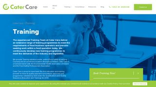 Online Training - Cater Care