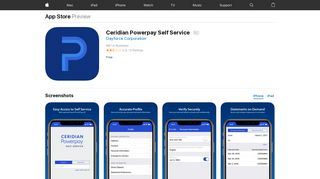 Ceridian Powerpay Self Service on the App Store - iTunes - Apple