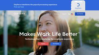 Ceridian: Human Capital Management | HCM Cloud Software