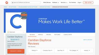 Ceridian Dayforce Reviews 2019 | G2 Crowd