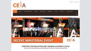 Ceta Website | Ceta Website