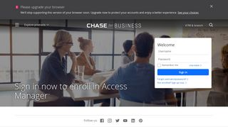 Sign in to view your accounts - Business Banking - Chase.com