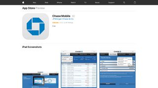 Chase Mobile on the App Store - iTunes - Apple