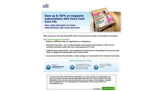 Citi® Credit Cards