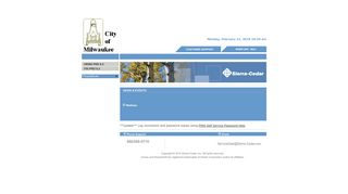 City of Milwaukee PeopleSoft Production