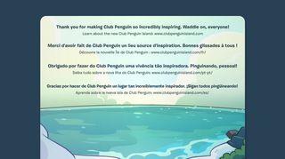Club Penguin | Waddle On! - Disney.com