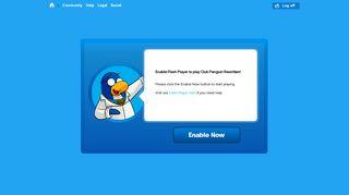 Club Penguin Rewritten: Play Now!
