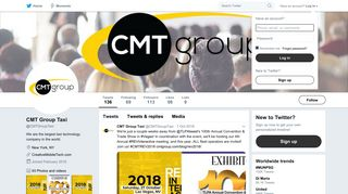 CMT Group Taxi (@CMTGroupTaxi) | Twitter