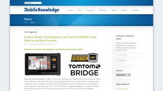 cmt « mobile-knowledge.com