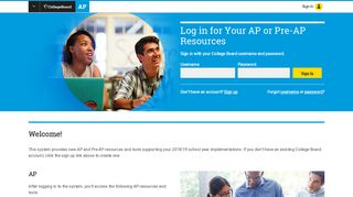 AP Planner - The College Board