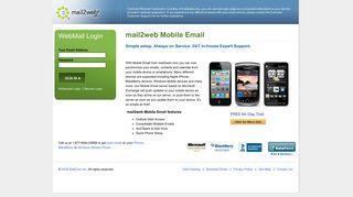 Comcast Webmail | mail2web.com