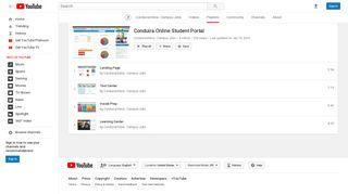 Conduira Online Student Portal - YouTube