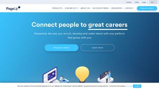 PageUp: Connect People To Great Careers