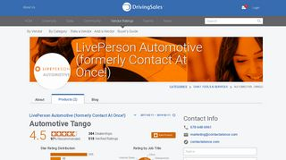 Contact At Once! Chat + Text Digital Connections Platform Ratings ...