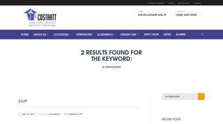 "Search Results for ""e-classroom"" – COSTAATT"