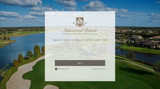 Login - Lakewood Ranch Golf and Country Club