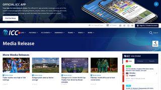 Cricket World Cup - ICC Cricket