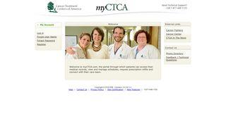 Home Page - myCTCA