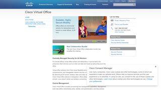Cisco Virtual Office - Cisco