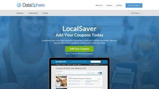 LocalSaver Network - DataSphere
