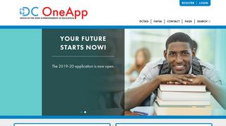DC OneApp - Office of the State Superintendent of Education