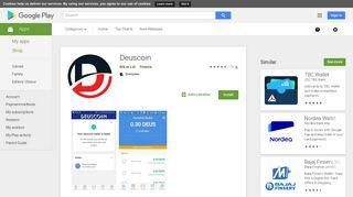 Deuscoin - Apps on Google Play