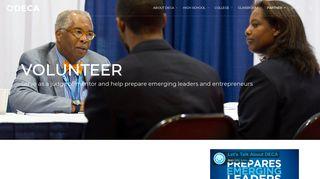 Volunteer - DECA Inc