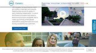 Working at Dell Careers