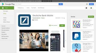 Deutsche Bank Mobile - Apps on Google Play