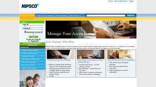 Nipsco - DirectLink e-Services