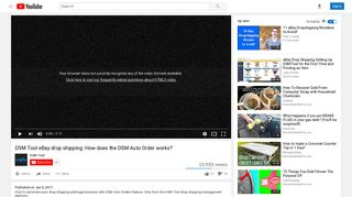 DSM Tool eBay drop shipping: How does the DSM Auto Order works ...