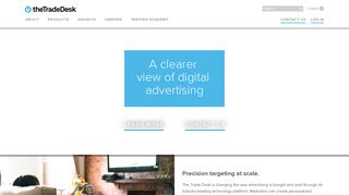 The Trade Desk | A clearer view of digital advertising