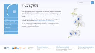 E-Learning LMS | LCPC